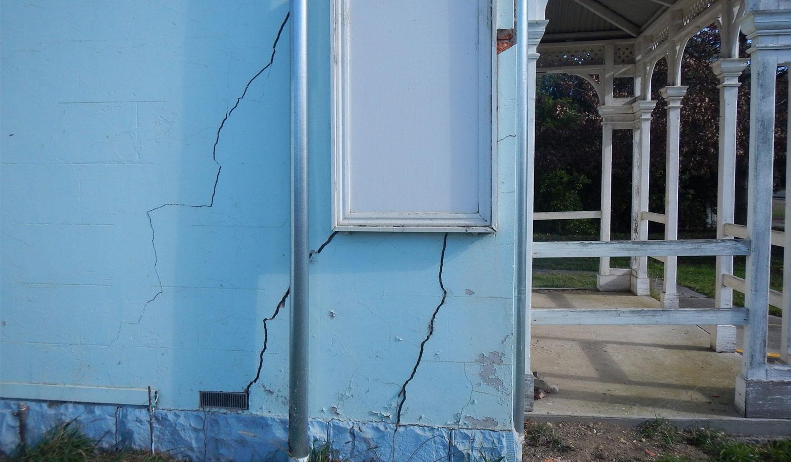 Foundation Repair Underpining 1